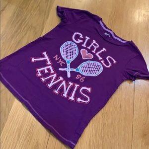 Gap Kids T-shirt Girls Size 10-12 💜